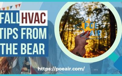 Autumn HVAC Tips
