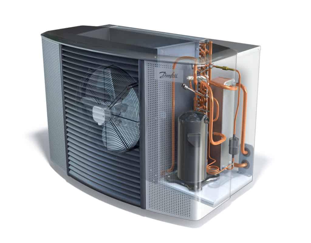 heat pump heating systems