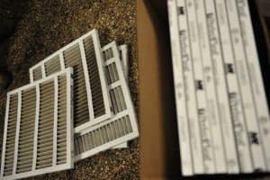 inspect air filters high efficiency