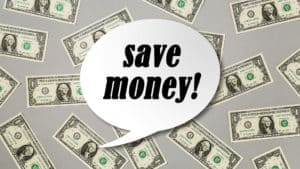save money with smart thermostat