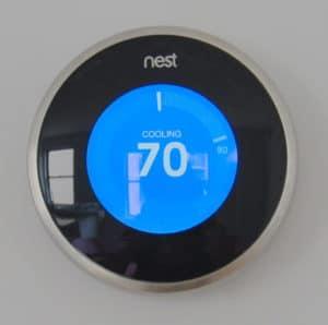 smart thermostat saves money