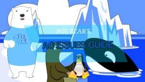 POE BEAR AC GUIDE