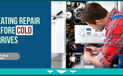 Heating Repair and Maintenance Before Winter