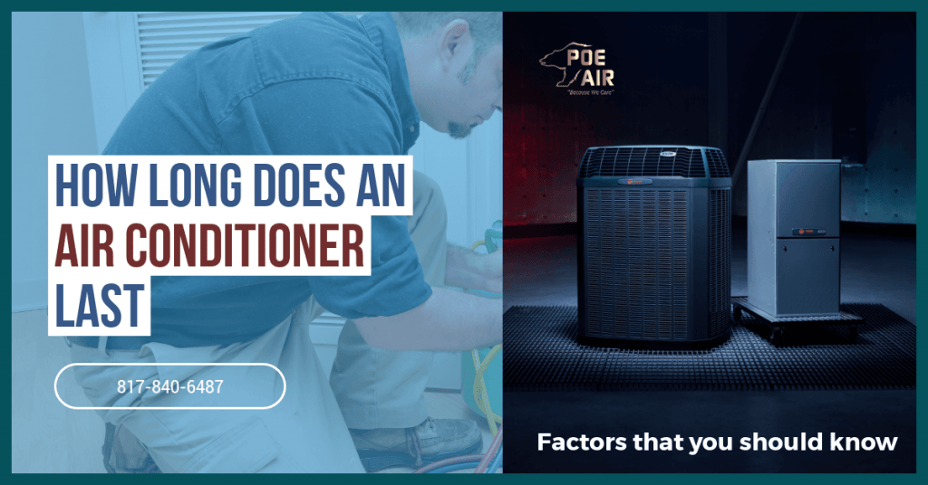 How Long Does An Air Conditioner Last?