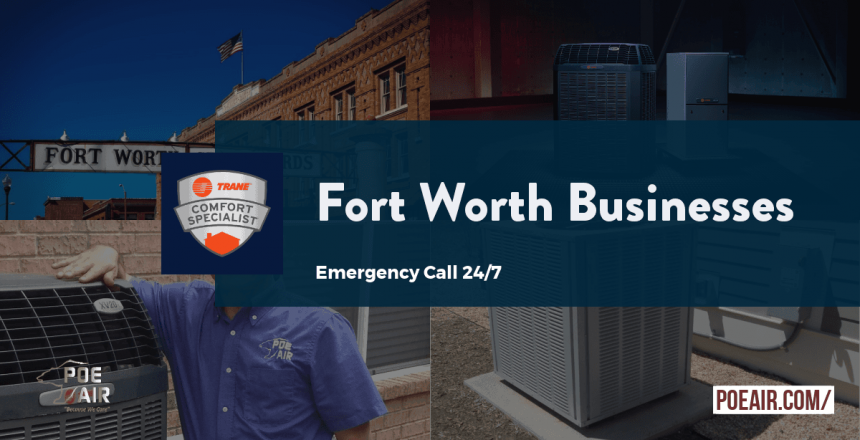 HVAC Services For Fort Worth Businesses